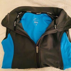 Nike Zip Up Running Jacket